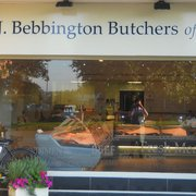 S J Bebbington, Chester