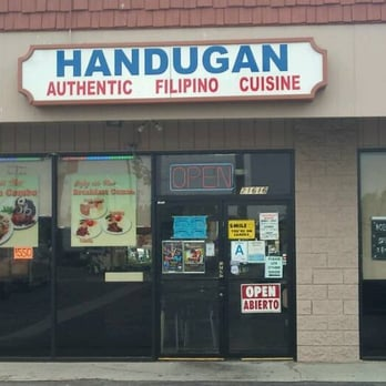 Handugan authentic filipino cuisine filipino for Authentic filipino cuisine