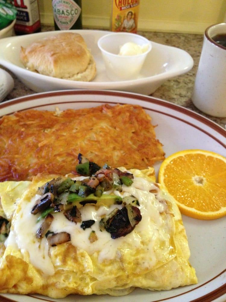 Cracked Egg Cafe Kernville Ca