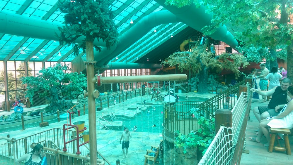 Indoor Water Park In Tennessee 91