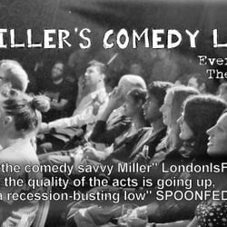 Hungry Miller's Comedy Laugh Bag, London