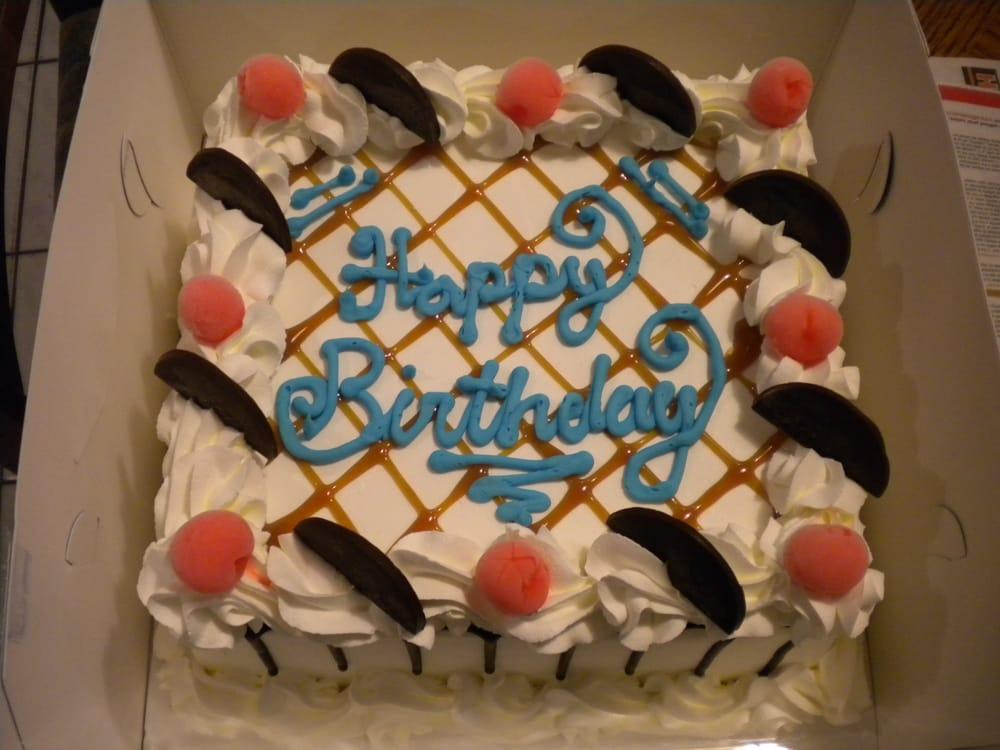 Praline Ice Cream Cake Praline Ice Cream Cake
