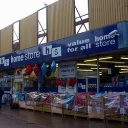 Home Store, Rhyl, Denbighshire, UK