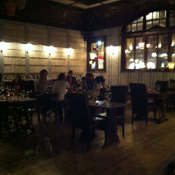 The black lion dining rooms