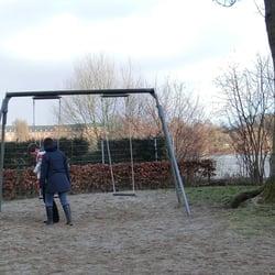 Spielplatz Wakenitzufer, Lübeck, Schleswig-Holstein