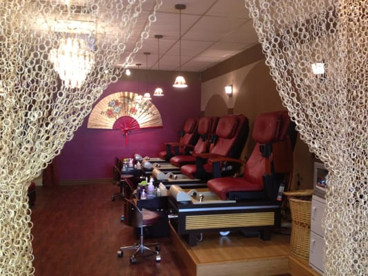Diva nail salon spa nail salons ocean city nj yelp - Diva salon and spa ...