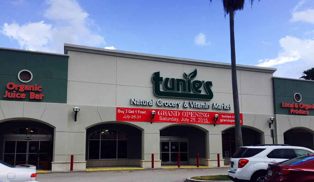 Tunies Health Food Store