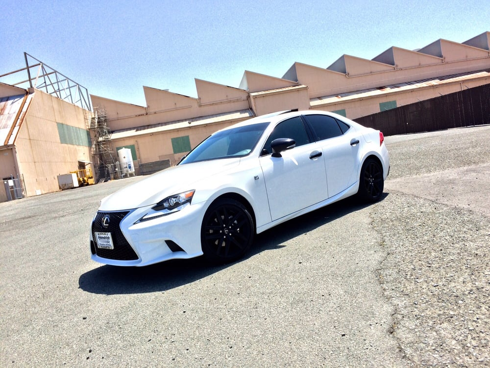 2015 lexus is with 5 in the back and 55 in the front yelp for 2 for 1 window tinting
