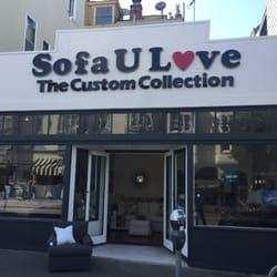 Sofa U Love The Custom Collection 347 Photos Furniture Stores Marina Cow Hollow San