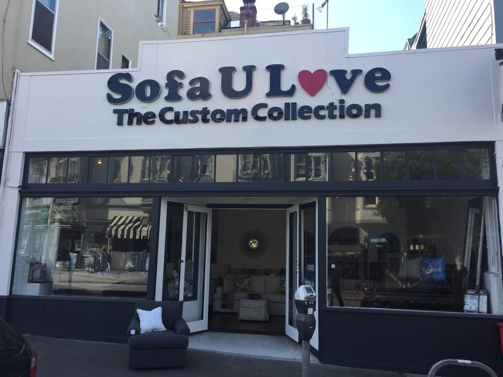 Sofa u love the custom collection 355 photos furniture for Custom made furniture san francisco