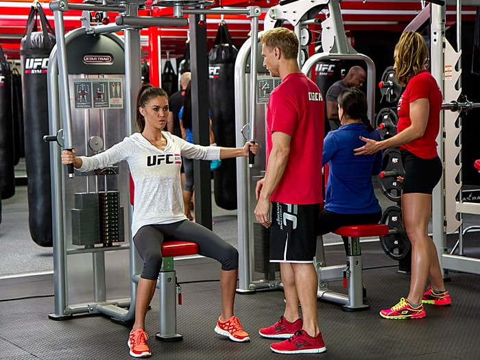 Oak Lawn (IL) United States  City pictures : UFC Gym Oak Lawn, IL, United States