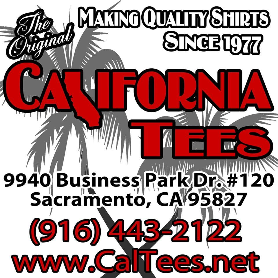 T shirt screen printing near me lera sweater for Custom t shirts sacramento
