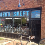 Breakaway Bikes Kalamazoo Michigan Kzoo Swift