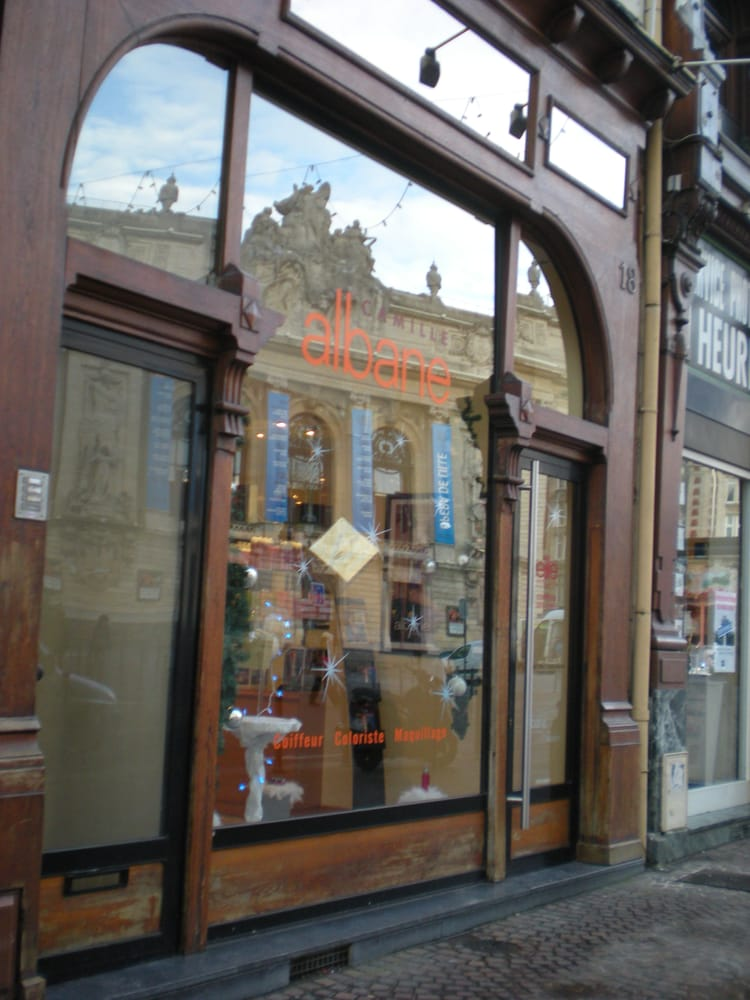 Camille albane hair salons centre lille france yelp - Salon camille albane ...