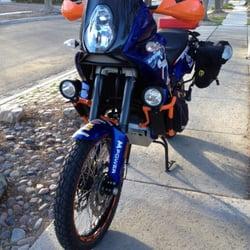 Bike Bandit - San Diego, CA, United States. KTM 990 Dakar leaving Las ...