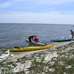 New jersey kayak rafting kayaking barnegat nj for Barnegat bay fishing