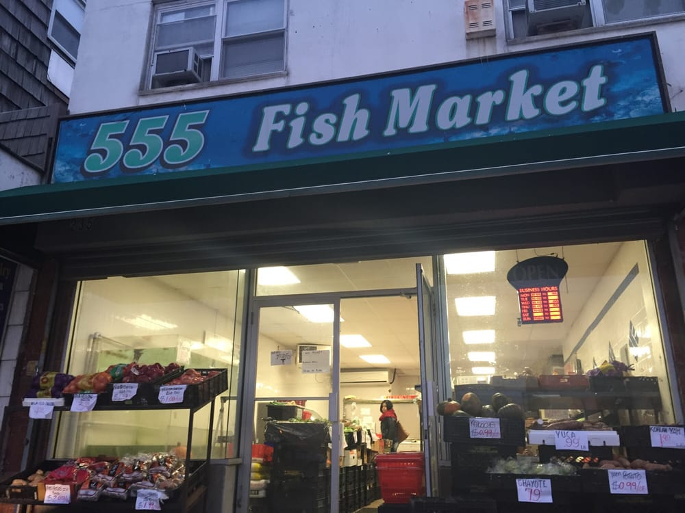 555 fish market seafood markets jersey city nj