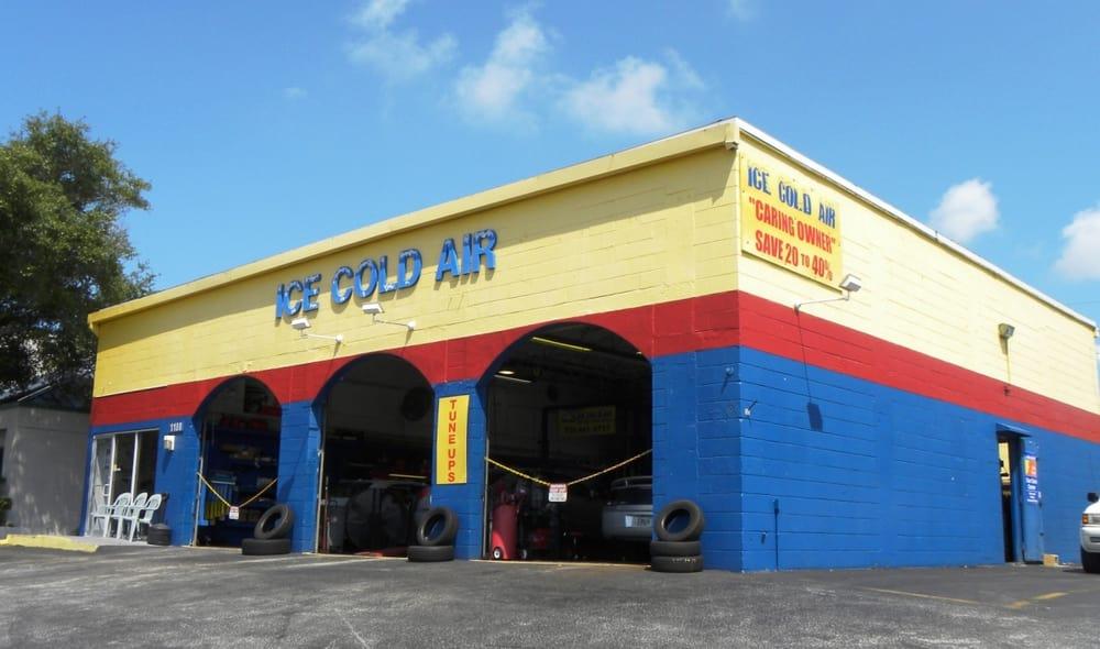 Ice Cold Air Discount Auto Repair Auto Repair