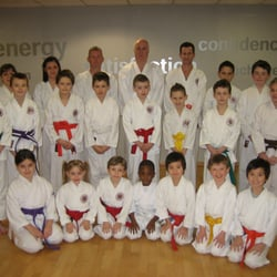 Enfield Karate Club, London