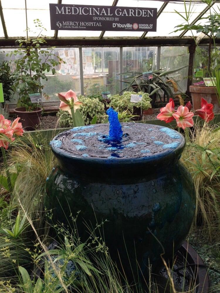 Buffalo And Erie County Botanical Gardens Botanical