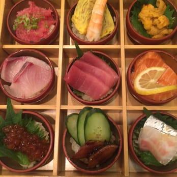 Hatsuhana sushi restaurant 775 photos japanese for Where to buy sushi grade fish nyc