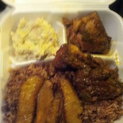 Little Belize - Inglewood, CA, United States. Stewed chicken. Not a ...