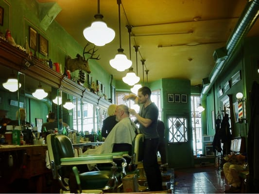 Barber Shop Chicago : Gabby?s Barber Shop - Barbers - Chicago, IL - Yelp