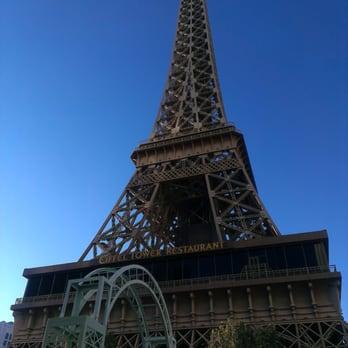 Eiffel Tower Restaurant French Las Vegas NV Yelp
