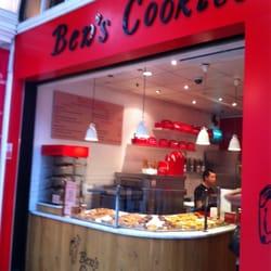 Ben's Cookies, London