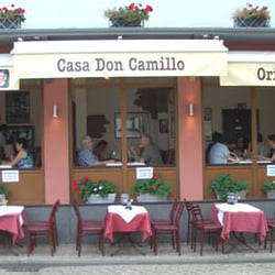 Don Camillo, Limburg, Hessen, Germany