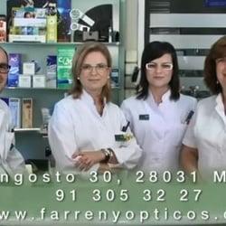 Equipo de Optica Farreny