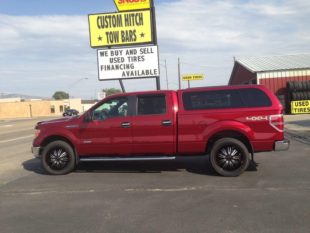 Custom Hitch Tire Tires 4325 W Chinden Blvd Garden City Id Photos Yelp
