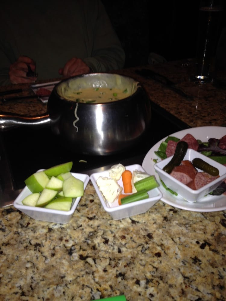 the melting pot fondue spokane wa yelp