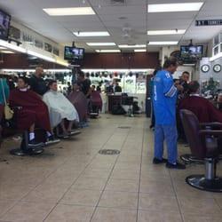 Barber Shop Boca Raton : Barber Shop - Boca Raton, FL, United States. Inside Barber Shop ...