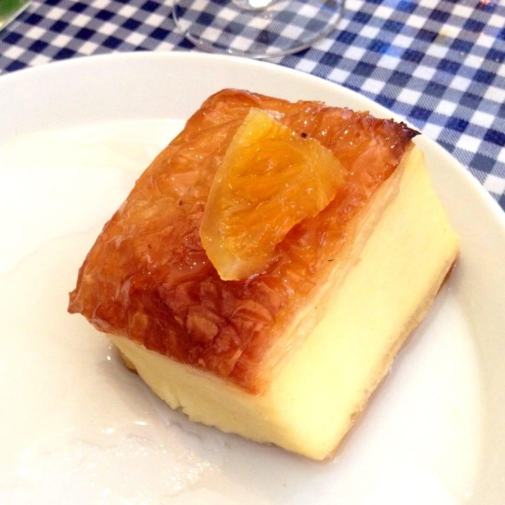 custard pie syrupy phyllo and semolina custard pies recipe peter share ...