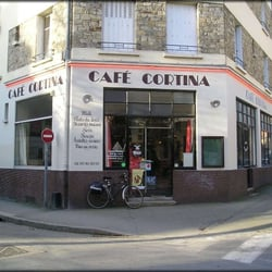 Cafe Cortina - Rennes, France