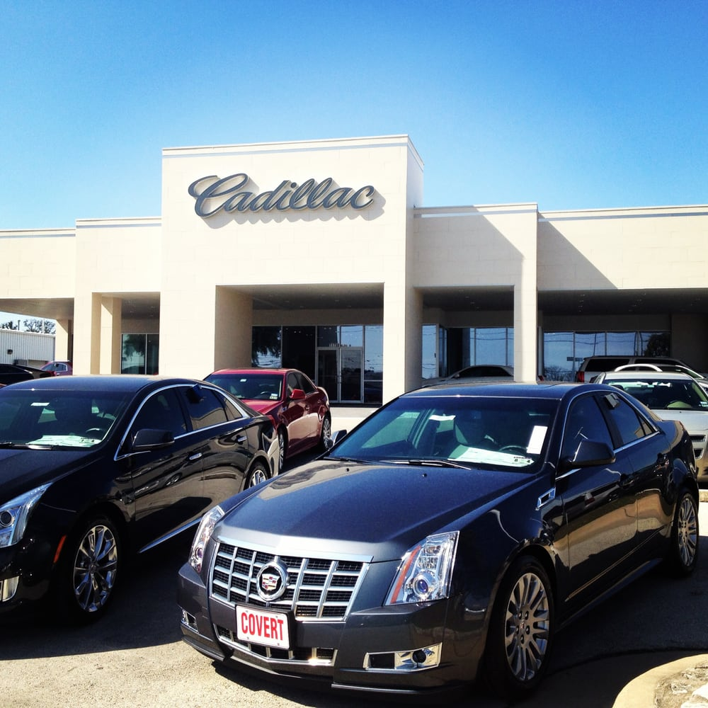 covert cadillac 16 photos car dealers 11750 research blvd. Cars Review. Best American Auto & Cars Review