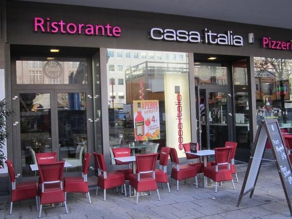 casa italia italienisches restaurant mitte berlin. Black Bedroom Furniture Sets. Home Design Ideas