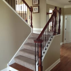 Update My Stairs 10 Photos Interior Design Naperville Il Reviews Yelp