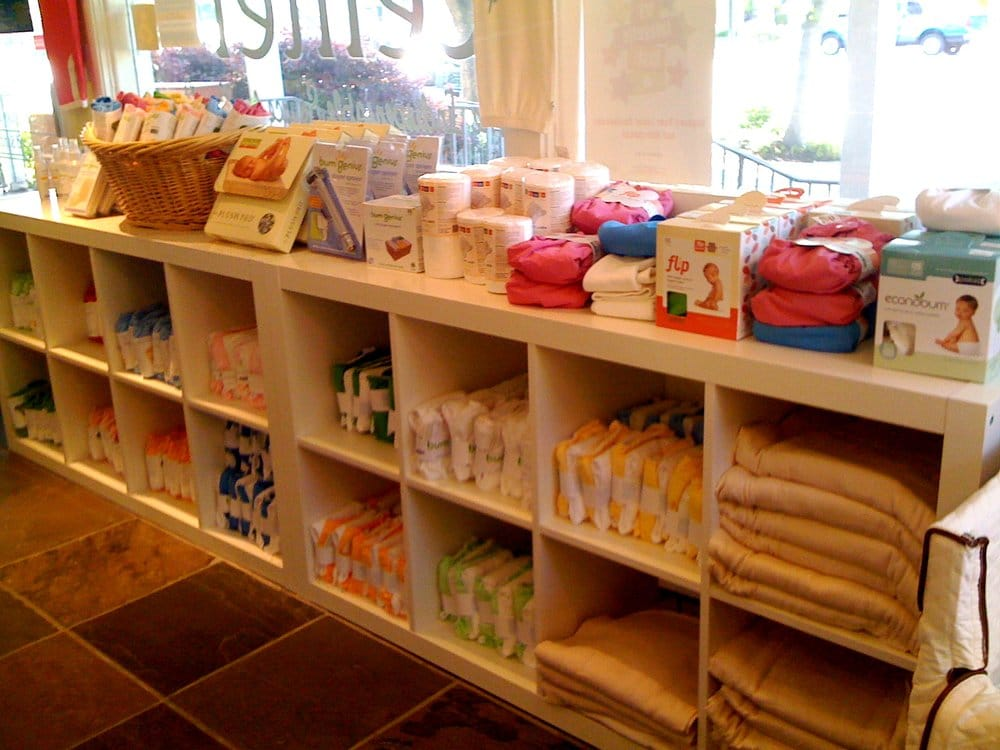 The Nurture Center - Lafayette, CA, États-Unis. new bumgenius diaper wall