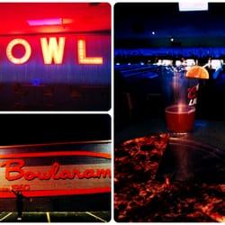 Bowling cranston ri