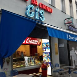 Gelateria Da Gianni, Berlin