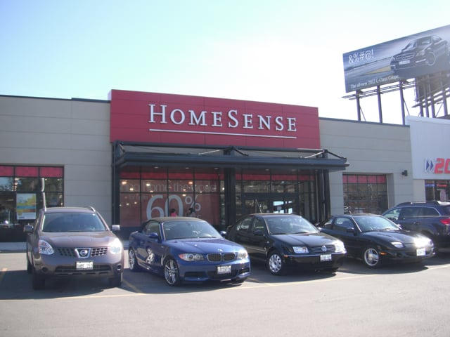Homesense home decor toronto on yelp for Canadian home decor stores