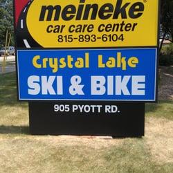 Bikes Crystal Lake Il Crystal Lake Ski amp Bike