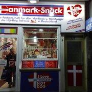 Danmark-Snack, Hamburg