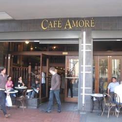 Café Amoré, Bristol