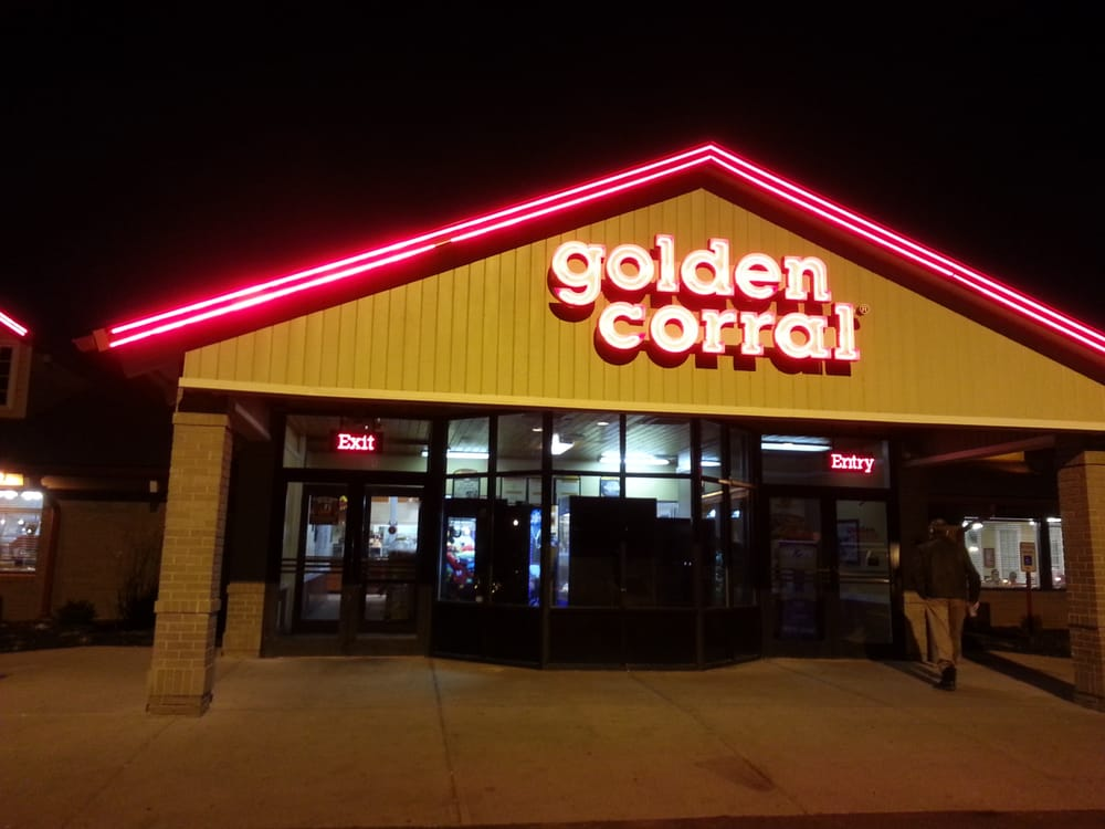 review golden corral