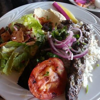 Magic Lamp Lebanese Mediterranean Grill - Middle Eastern ...