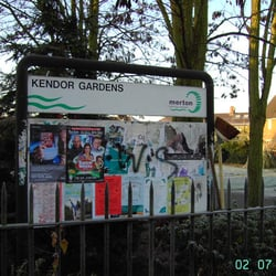 Kendor Gardens, London