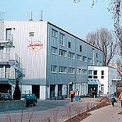 Sportfabrik der FTG Frankfurt, Frankfurt, Hessen